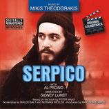 SERPICO (MUSIQUE DE FILM) - MIKIS THEODORAKIS (CD)