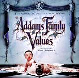 LES VALEURS DE LA FAMILLE ADDAMS (MUSIQUE) - MARC SHAIMAN (CD)