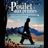 POULET AUX PRUNES (MUSIQUE DE FILM) - OLIVIER BERNET (CD)