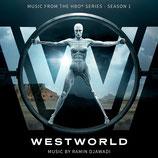 WESTWORLD (MUSIQUE SERIE TV) - RAMIN DJAWADI (2 CD)