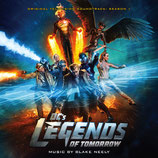 DC : LEGENDS OF TOMORROW SAISON 1 (MUSIQUE) - BLAKE NEELY (CD)
