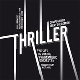 THRILLER (MUSIQUE DE SERIE TV) - JERRY GOLDSMITH (CD)
