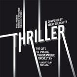THRILLER (MUSIQUE DE SERIE TV) - JERRY GOLDSMITH (CD)