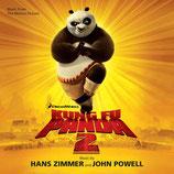 KUNG FU PANDA 2 (MUSIQUE DE FILM) - JOHN POWELL - HANS ZIMMER (CD)