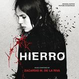 HIERRO L'ILE DU MAL (MUSIQUE DE FILM) - ZACARIAS M. DE LA RIVA (CD)