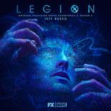 LEGION SAISON 2 (MUSIQUE DE SERIE TV) - JEFF RUSSO (CD)