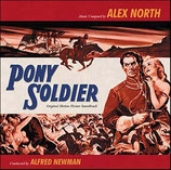 LA DERNIERE FLECHE (PONY SOLDIER) - MUSIQUE DE FILM - ALEX NORTH (CD)