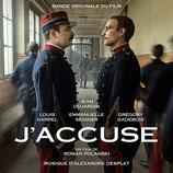 J'ACCUSE (MUSIQUE DE FILM) - ALEXANDRE DESPLAT (CD)