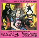 LA MAISON DU CAUCHEMAR / FRANKENSTEIN 2000 - PIERO MONTANARI (CD)