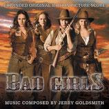 BELLES DE L'OUEST (BAD GIRLS) - MUSIQUE DE FILM - JERRY GOLDSMITH (CD)