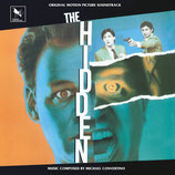 THE HIDDEN (MUSIQUE DE FILM) - MICHAEL CONVERTINO (CD)