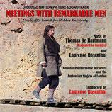 RENCONTRES AVEC DES HOMMES REMARQUABLES (MUSIQUE) - LAURENCE ROSENTHAL (CD)