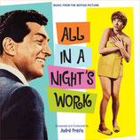 IL A SUFFI D'UNE NUIT (ALL IN A NIGHT'S WORK) - ANDRE PREVIN (CD)
