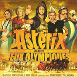 ASTERIX AUX JEUX OLYMPIQUES (MUSIQUE) - FREDERIC TALGORN (CD)