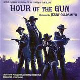 SEPT SECONDES EN ENFER (HOUR OF THE GUN) - JERRY GOLDSMITH (CD)