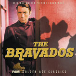 BRAVADOS (THE BRAVADOS) MUSIQUE - ALFRED NEWMAN - HUGO FRIEDHOFER (CD)