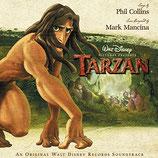 TARZAN - DISNEY (MUSIQUE DE FILM) - MARK MANCINA - PHIL COLLINS (CD)