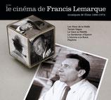 LES VIEUX DE LA VIEILLE / MAIGRET VOIT ROUGE / CHERI BIBI (MUSIQUE DE FILM) - FRANCIS LEMARQUE (CD)
