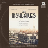 LES INSULAIRES (MUSIQUE DE FILM) - GEORGES DELERUE (CD)