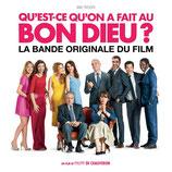 QU'EST-CE QU'ON A FAIT AU BON DIEU ? (MUSIQUE DE FILM) - MARC CHOUARAIN (CD)