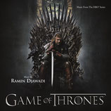 LE TRONE DE FER SAISON 1 (GAME OF THRONES) - RAMIN DJAWADI (CD)