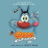 OGGY ET LES CAFARDS (MUSIQUE DE FILM) - VINCENT ARTAUD (CD)