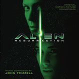 ALIEN LA RESURRECTION (MUSIQUE DE FILM) - JOHN FRIZZELL (2 CD)