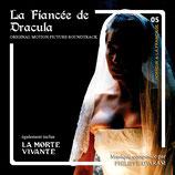 LA MORTE VIVANTE / LA FIANCEE DE DRACULA - PHILIPPE D'ARAM (CD)