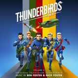 THUNDERBIRDS : LES SENTINELLES DE L'AIR (VOLUME 2) - BEN & NICK FOSTER (CD)