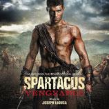 SPARTACUS : LE SANG DES GLADIATEURS (MUSIQUE) - JOSEPH LODUCA (2 CD)