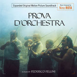 REPETITION D'ORCHESTRE (MUSIQUE DE FILM) - NINO ROTA (CD)