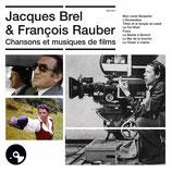 L'EMMERDEUR / TINTIN ET LE TEMPLE DU SOLEIL - FRANCOIS RAUBER (2 CD)