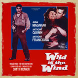 CAR SAUVAGE EST LE VENT (WILD IS THE WIND) - DIMITRI TIOMKIN (2 CD)