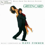 GREEN CARD (MUSIQUE DE FILM) - HANS ZIMMER (CD)