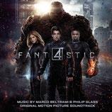 LES 4 FANTASTIQUES (FANTASTIC FOUR) MUSIQUE DE FILM - MARCO BELTRAMI - PHILIP GLASS (CD)