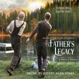 A FATHER'S LEGACY (MUSIQUE DE FILM) - JEFFERY ALAN JONES (CD)