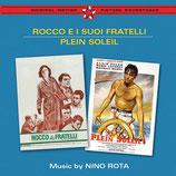 PLEIN SOLEIL / ROCCO ET SES FRERES (MUSIQUE DE FILM) - NINO ROTA (CD)