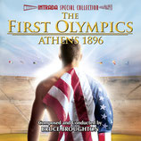 THE FIRST OLYMPICS ATHENS 1896 (MUSIQUE) - BRUCE BROUGHTON (2 CD)