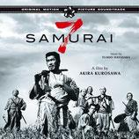 LES SEPT SAMOURAIS (MUSIQUE DE FILM) - FUMIO HAYASAKA (CD)