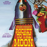 LE GRAND DEPART VERS LA LUNE (ROCKET TO THE MOON) - JOHN SCOTT (CD)