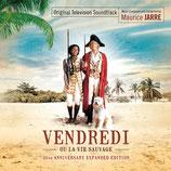 VENDREDI OU LA VIE SAUVAGE (MUSIQUE DE FILM) - MAURICE JARRE (2 CD)
