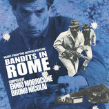 BANDITS IN ROME (MUSIQUE DE FILM) - ENNIO MORRICONE (CD)