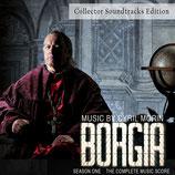 BORGIA (MUSIQUE DE SERIE TV) - CYRIL MORIN (COFFRET 4 CD)