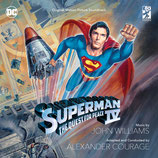 SUPERMAN 4 (MUSIQUE DE FILM) - JOHN WILLIAMS (2 CD)