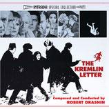 LA LETTRE DU KREMLIN (THE KREMLIN LETTER) MUSIQUE FILM - ROBERT DRASNIN (CD)