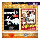LA MANDARINE / LA REVANCHE (MUSIQUE DE FILM) - CLAUDE BOLLING (CD)