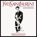 YVES SAINT LAURENT (MUSIQUE DE FILM) - IBRAHIM MAALOUF (CD)