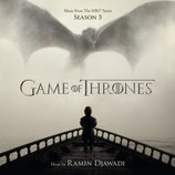 LE TRONE DE FER SAISON 5 (GAME OF THRONES) - RAMIN DJAWADI (CD)