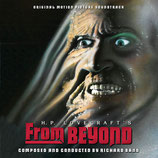 FROM BEYOND : AUX PORTES DE L'AU-DELA (MUSIQUE DE FILM) - RICHARD BAND (CD)