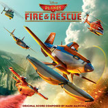 PLANES 2 (FIRE & RESCUE) - MUSIQUE DE FILM - MARK MANCINA (CD)